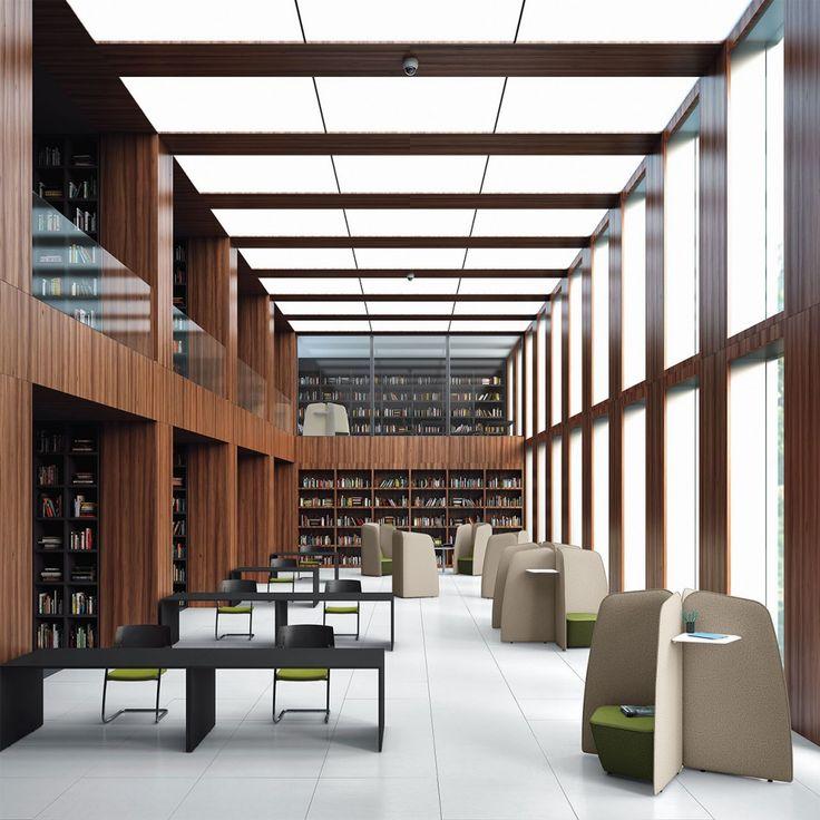 Strefa relaksu to idealna propozycja odpowiadająca na rosnącą potrzebę zaaranżowania dużych, otwartych przestrzeni, w których można szybko skorzystać z komputera czy poczytać w spokoju ulubioną książkę.