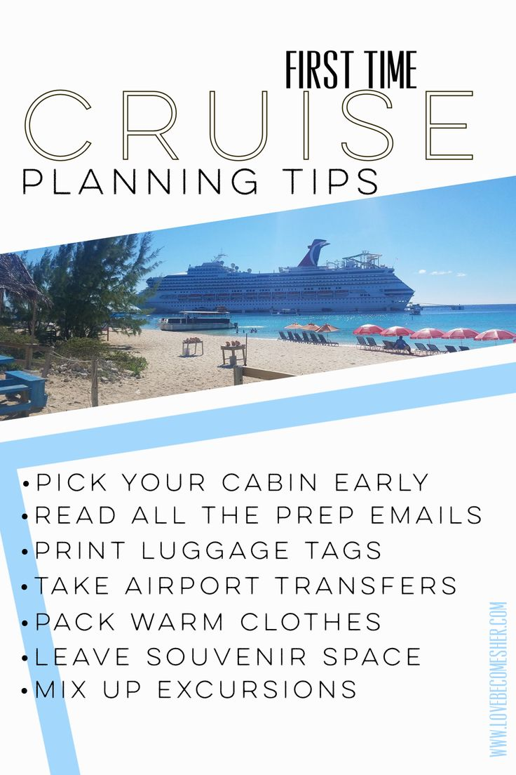 Tips and tricks when planning your first 7-day eastern caribbean cruise trip. Budgeting, planning, and packing advice for newbies.