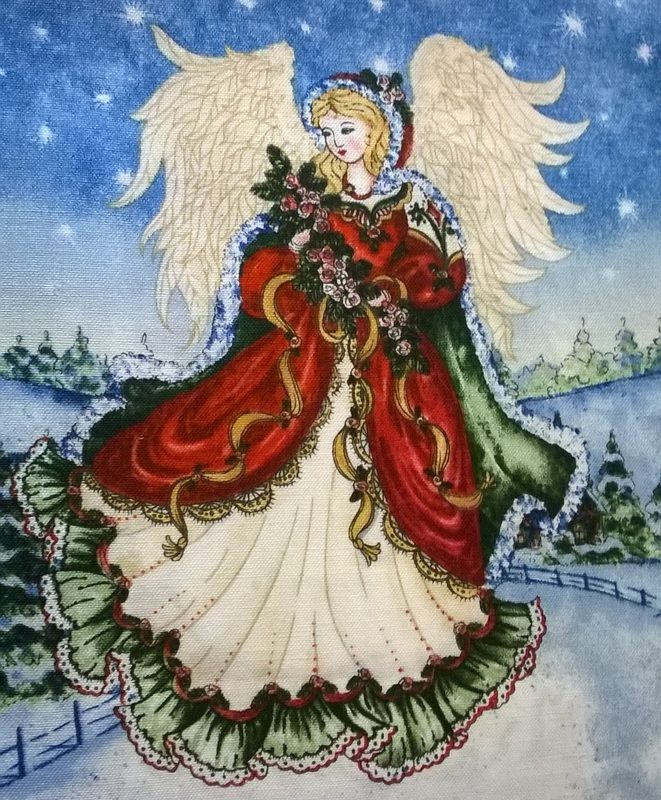 Check out christmasatheart.net for high quality 100% cotton for quilting, fun holiday patterns, and beautiful hand-stitched gifts.
