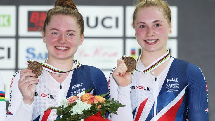 A superb start to the UCI Junior Track World Championships for 🇬🇧 Great Britain Cycling Team's rising stars. #cycling #cyclingfest #cyclinglife #cyclo #cycling #cyclist #cyclisme #cycleporn #cyclingfans #cyclingrace #ProCycling #roadcycling #roadbikeaction #bicycle #bicycles #bikelife #bikeporn #bicicleta #instabike #fietsen #wielrennen #peloton #bici #cycle