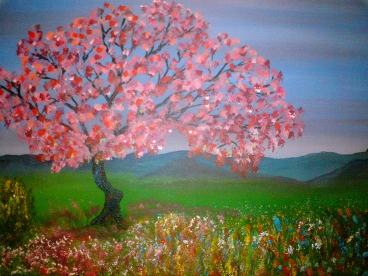8 best easy acrylic paintings images on pinterest easy for Paintings to copy