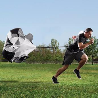Parachute Running for training