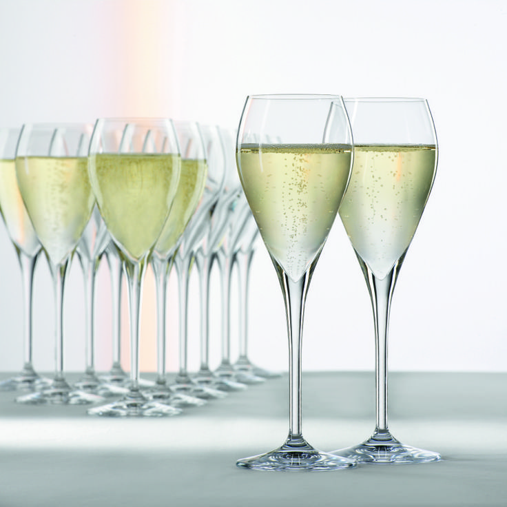 Spiegelau Special Glass. シュピゲラウ <スペシャル グラス> シリーズ。パーティ シャンパーニュ グラス