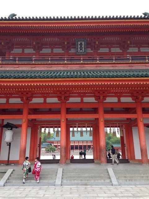 Heian Shrine 平安神宮