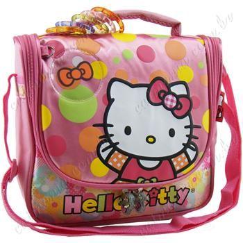Lancheira Térmica Hello Kitty HKIP505