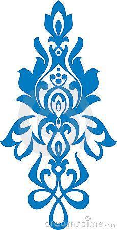 Arabian monogram