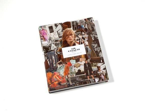 日本では75冊限定 コーチがブランド創立75周年を記念してブランドブックを限定発売