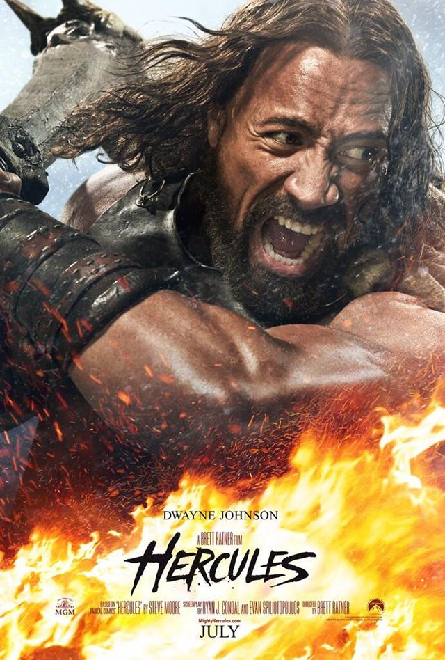 'Hercules', An Upcoming Movie Adaptation of the 'Hercules: The Thracian Wars' Comic Series Starring Dwayne Johnson