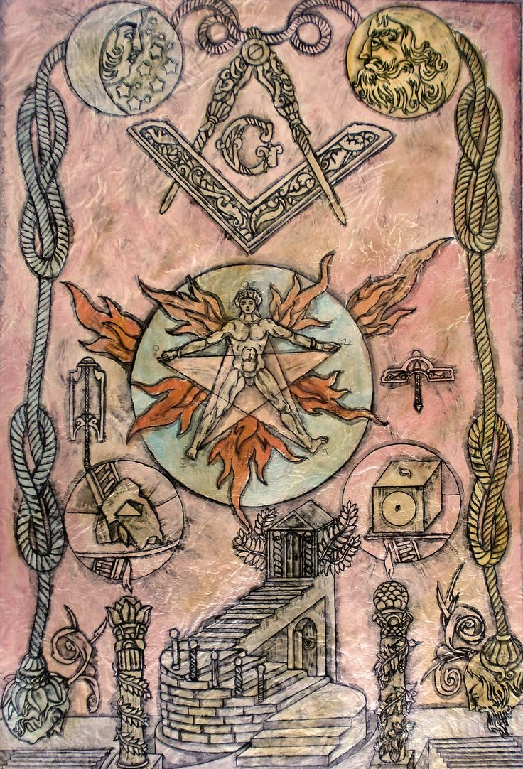206 best masonic art images on pinterest masonic order initial step by skoptsov konstantin 2014 biocorpaavc Images