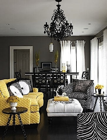 33 Best Elegant Zebra Decor Images On Pinterest