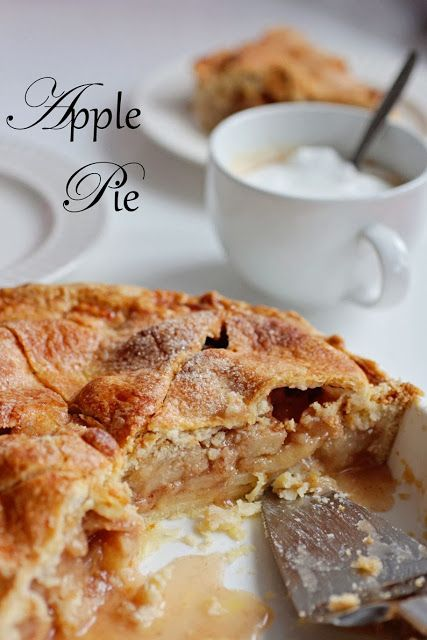Old Fashioned Apple Pie - delicious!