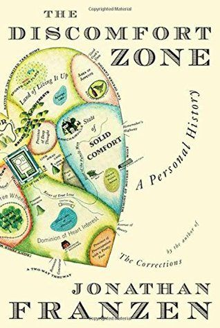 The Discomfort Zone: A Personal History by Jonathan Franzen (Audio)