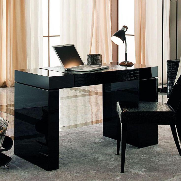 home office desks nightfly black home office deskwriting desks rossetto usa office desks black home office desk