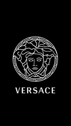 Versace The iPhone Wallpapers Color Black