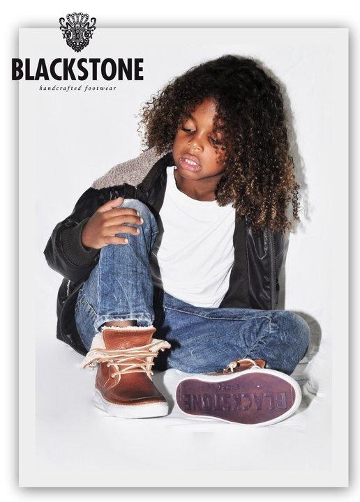 Blackstone kinderschoenen !