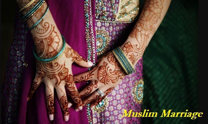 Muslim Marriage Celebration In Canada Hand Henna Henna Hand Tattoo Muslim Wedding
