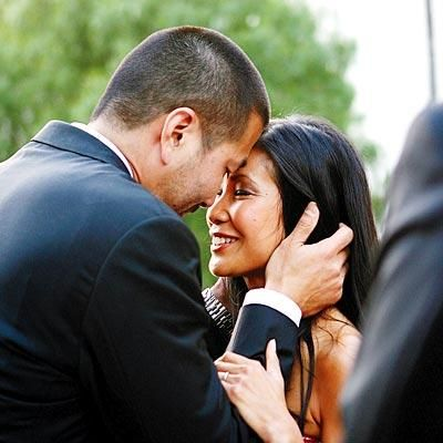 Lisa Ling and Paul Song, chinese american wedding celebration