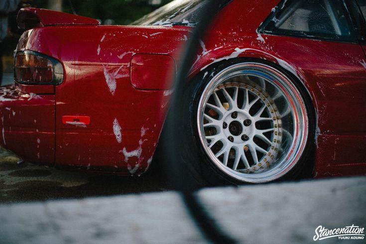 Spotlight // Masahiro Sugawara's Nissan S13 Silvia. | StanceNation™ // Form > Function