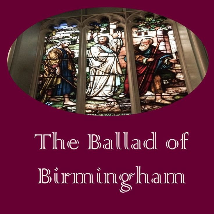 essay on ballad of birmingham English essay citing ballad of birmingham experiences, poems, books and articles that lead credence to this claim ballad of birmingham as an example of how .