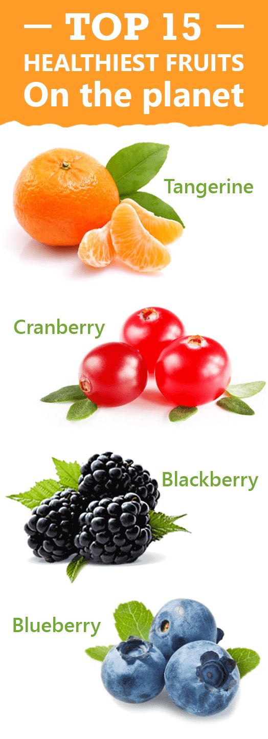 Let's start from the end of the Top 15 healthiest fruits list so it would be more interesting (Nutrition facts per 100g):  #healthy #fruit #planet