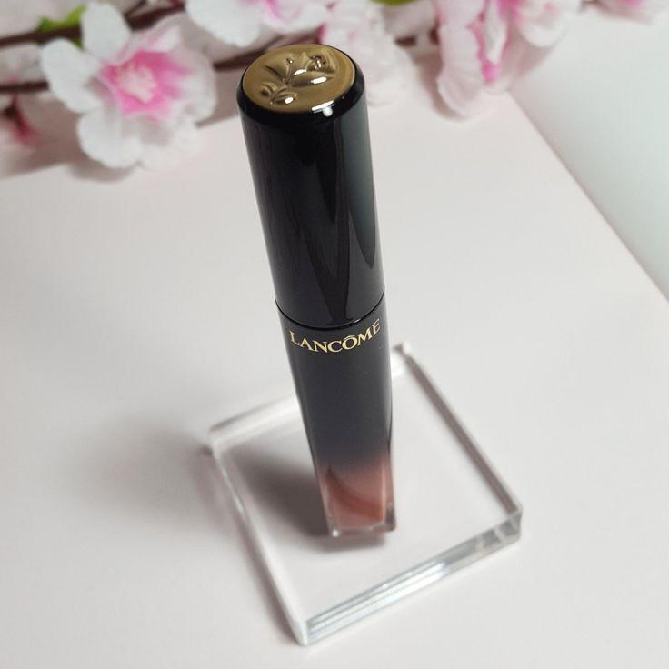 Fan Favorite: Lancôme LAbsolu Rosy Plump Gloss. A volume
