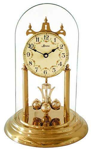 German Quartz Anniversary Clock  my grandparents had a clock like this