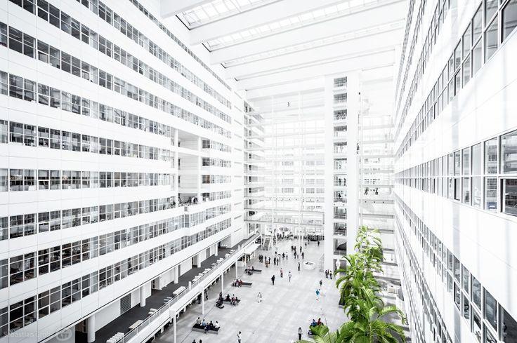 Atrium City Hall, Den Haag (The Hague) by Sebastian Grote