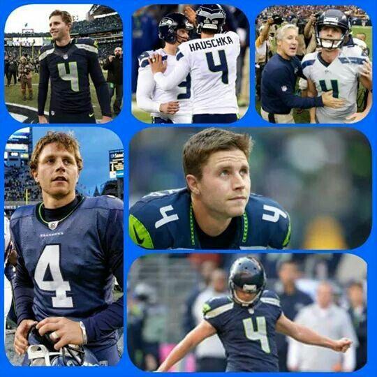 Best kicker in NFL! Hauschka!! #GoHawks #SeahawksSB50