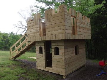 15 best Playhouses for Jake images on Pinterest | Castle playhouse Playhouse Designs Castle on castle playhouse ideas, castle playhouse with slide, castle bedroom designs, cardboard castle designs, castle playhouse plans, castle patio designs, lego castle designs,