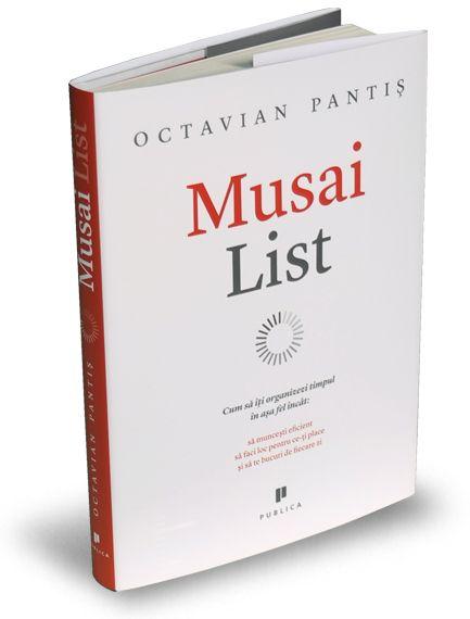 De ce e musai să ai o listă musai de lucruri de făcut :)