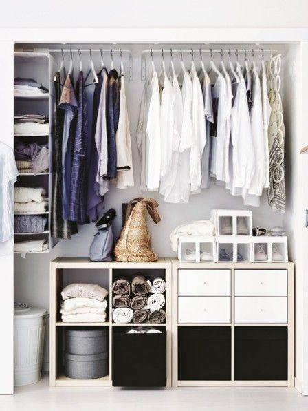 Der Weg zum perfekten Outfit führt über einen gut organisierten Kleiderschrank. Aber welches Modell passt am Besten zu Ihnen? Finden Sie es heraus!