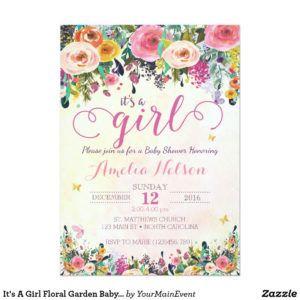 The 25 best baby shower invitation wording ideas on pinterest garden themed baby shower invitation wording stopboris Images