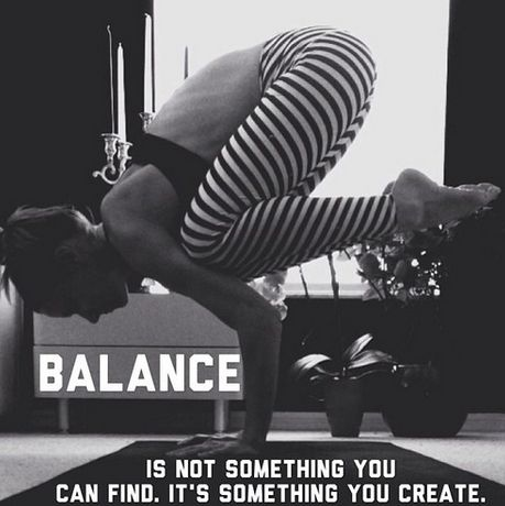 Finding balance. I'm starting to dislikethis concept. I practice yoga on a semi regular basis, meaning some weeks I get to accomplish practice more than once a week, other weeks I'm not so lucky s...