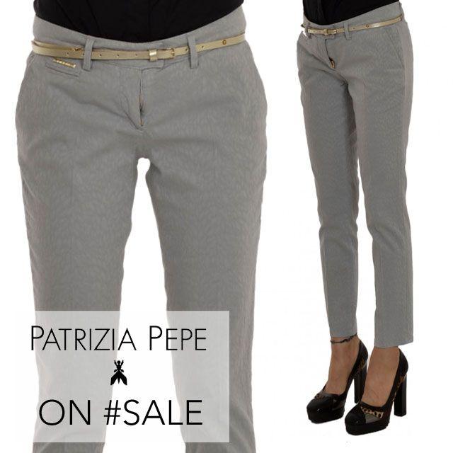 """Pantalone """"chino"""" perfetto per tutti i giorni http://www.marsilistore.it/pantalone-chinos-lavorazione-foglie.html"""