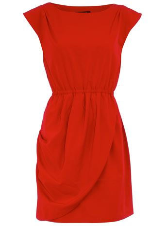 Holiday Dresses, Crossover Skirts, Red Dresses, Orange Dresses, Christmas Dresses, Dresses Check, Dorothy Perkins, Skirts Dresses, Drapes Skirts