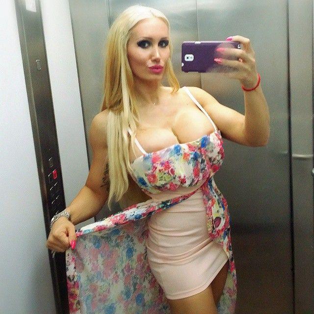Huge Plastic Tits 118