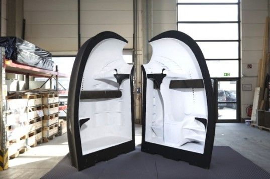 3M futureLAB Students Build Tiny 3D Printed Mobile House for Millennials | Inhabitat - Sustainable Design Innovation, Eco Architecture, Gree...