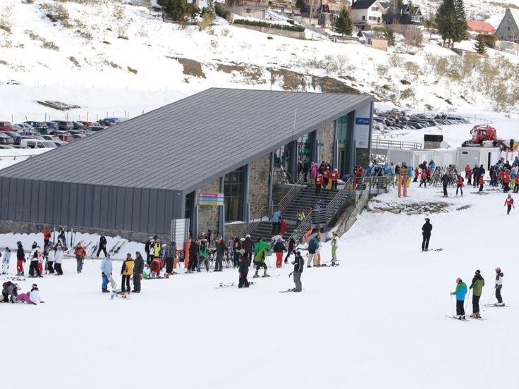 Fuentes de Invierno | Lugares de Nieve