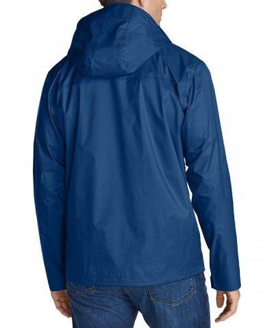 84a7c01703ea3 Men s Cloud Cap Lightweight Rain Jacket - True Blue (Blue) - CS12D7BZFEV