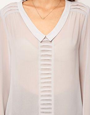 Quiero una blusa tan chachi como esa