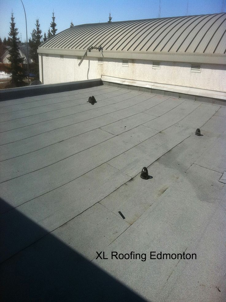 XL Roofing has just finished a 2 ply SBS roof by torching down the final granulated layer. *** Lloydminster roofing,  Edmonton roofing,  Edmonton roofing company,  Edmonton roofing contractor,  roofing companies Edmonton, roofing contractors Edmonton,  Edmonton roofing companies,  Edmonton roofing contractors,  metal roofing contractors edmonton, roof repair edmonton, affordable roofing edmonton, Edmonton Roof Snow Removal