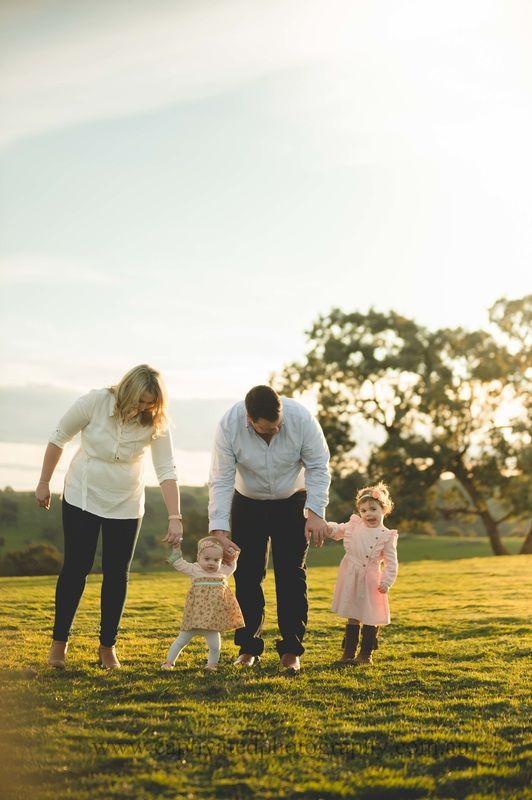 Albury Wodonga Family Photographer, Family Example from Sunset Family Session