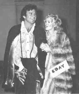 SEXY JAMES STACY HOT PHOTO WITH CONNIE STEVENS ON A NIGHT OUT IN HOLLYWOOD  | eBay