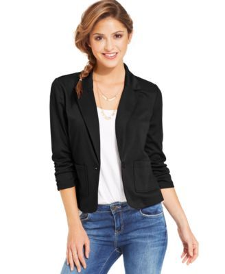 American Rag Blazer  $24.99 American Rag's crisp blazer is an easy way to pull your whole ensemble together!