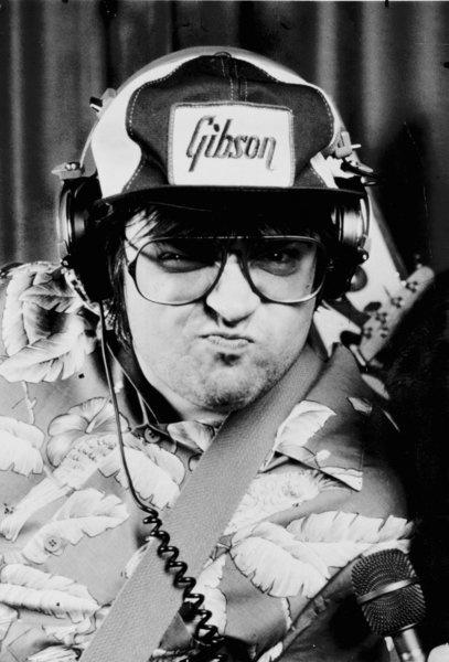 1979: Steve Dahl, the man behind Disco Demolition Night