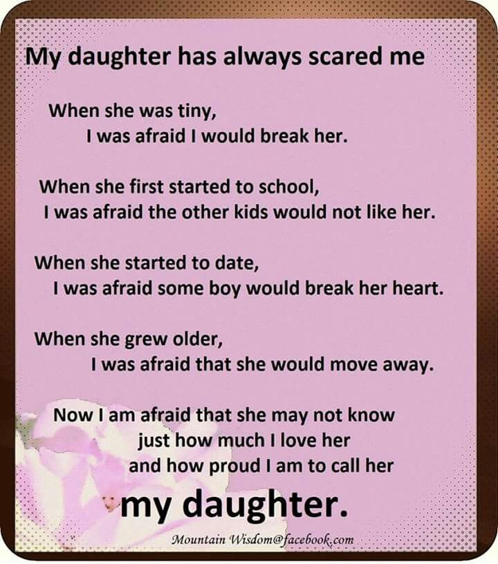 Daughter In Love Quotes: 1000+ Images About Daughter Quotes. .. On Pinterest