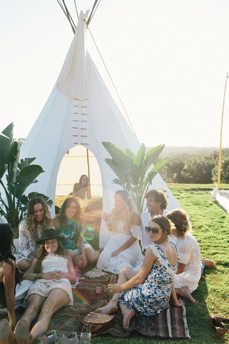 Elizabeth and Johnny wedding at The Grove Byron Bay | Spell & The Gypsy Collective 2
