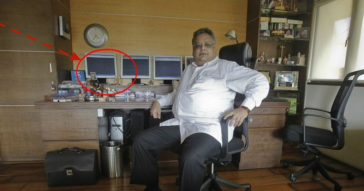 """Man who is richest, success entrepreneur and an equity investor & trader in India. He is none other than Rakesh Jhunjhunwala. Rakesh is the age of 57 and his net worth is 2.8 Billion dollars. According to the Forbes he is the 53rd richest citizen in India. Professionally he is a Chartered Accountant for his firm to manage his portfolio. His wife """"Rakha Jhunjhunwala"""" is the owner of the RARE Enterprise."""