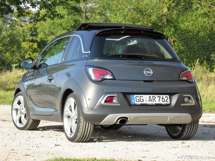 opel adam rocks the greyfather grau opel pinterest the o 39 jays and rocks. Black Bedroom Furniture Sets. Home Design Ideas