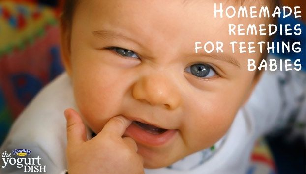 Relieve your poor child's teething problems with these easy solutions.